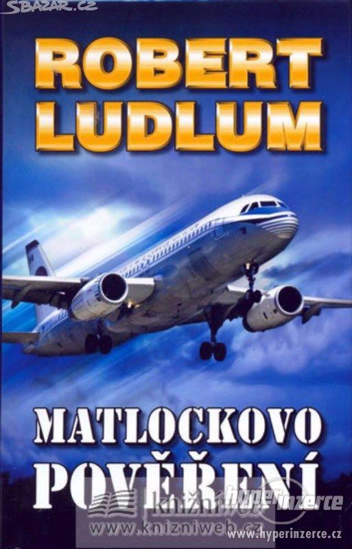 Robert Ludlum - Matlockovo pověření
