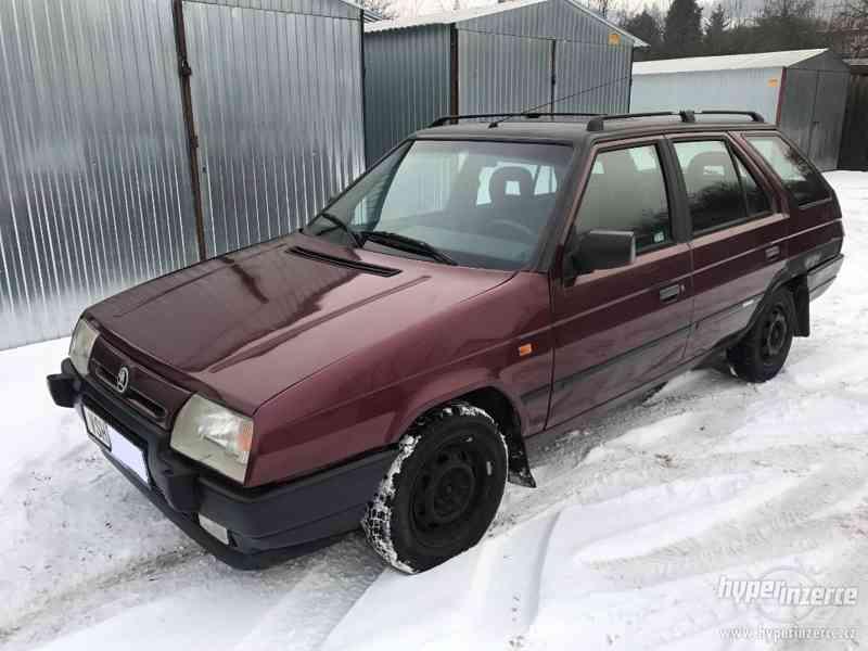 Škoda Forman 135 GLXi Solitaire