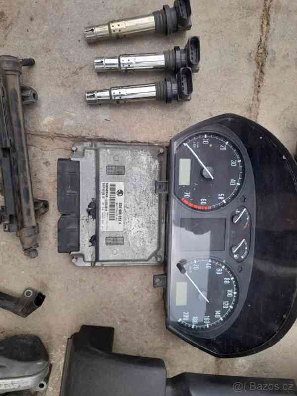 Škoda Fabia 1.2 HTP Díly