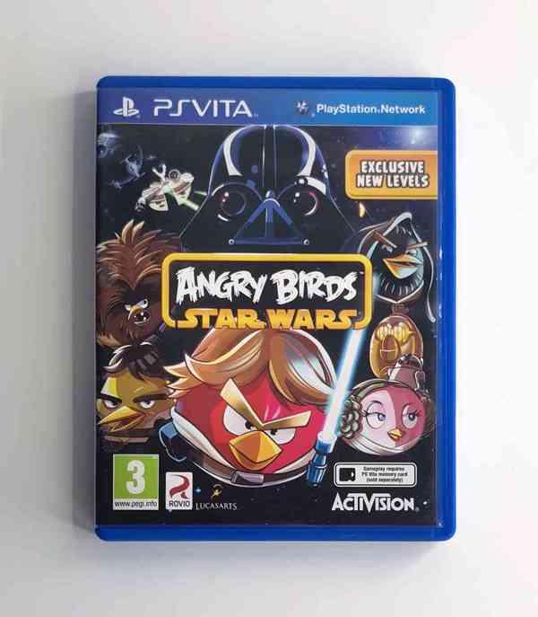 PS Vita - Angry Birds Star Wars