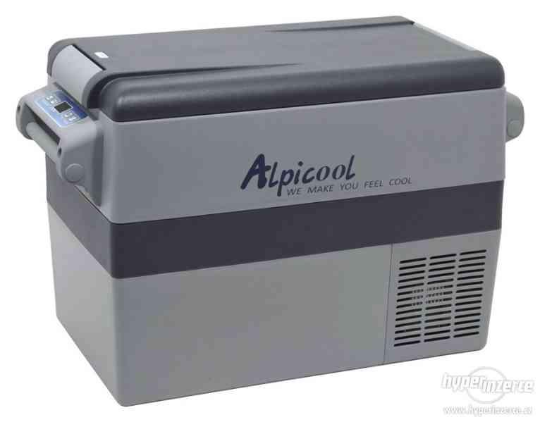 Chladící box DUAL kompresor 45l 230/24/12V -20°C
