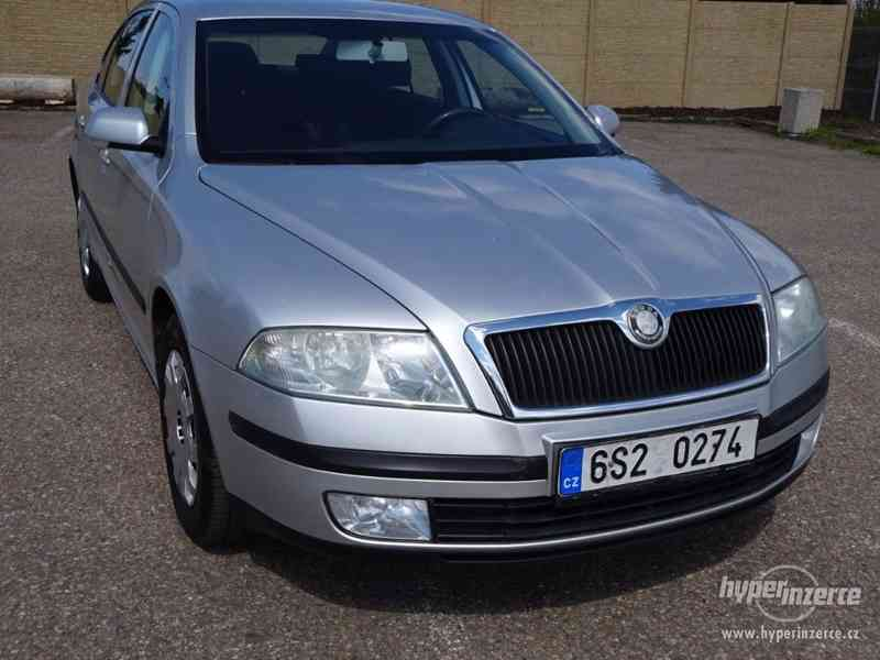 Škoda Octavia 1.9 TDI r.v.2007 (77 kw) 1.Majitel - foto 1