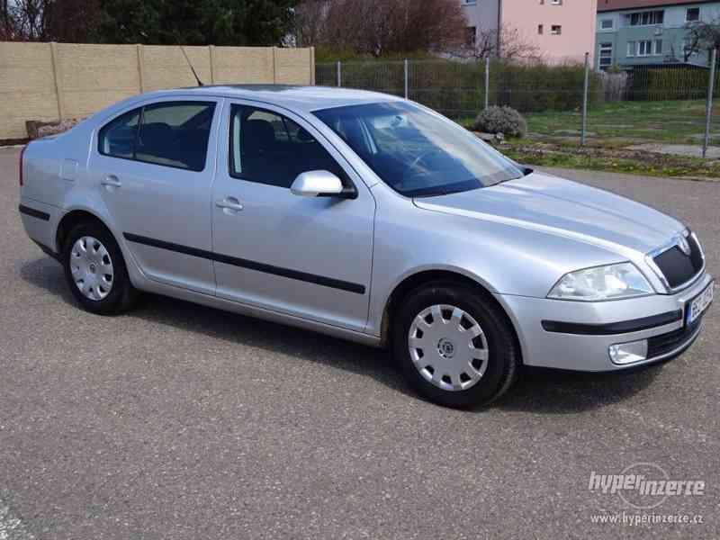 Škoda Octavia 1.9 TDI r.v.2007 (77 kw) 1.Majitel - foto 2
