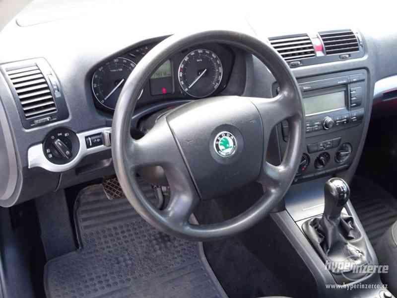 Škoda Octavia 1.9 TDI r.v.2007 (77 kw) 1.Majitel - foto 5