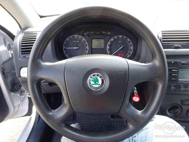 Škoda Octavia 1.9 TDI r.v.2007 (77 kw) 1.Majitel - foto 10