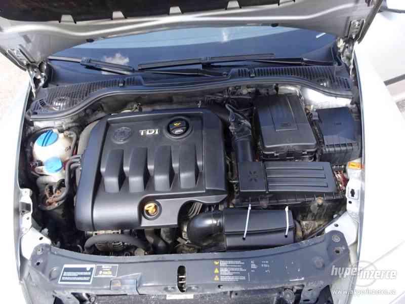 Škoda Octavia 1.9 TDI r.v.2007 (77 kw) 1.Majitel - foto 15