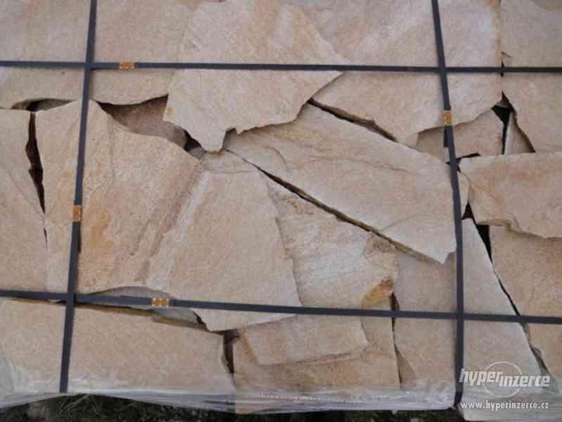 Obkladový kámen, přírodní kámen, kamenná dlažba