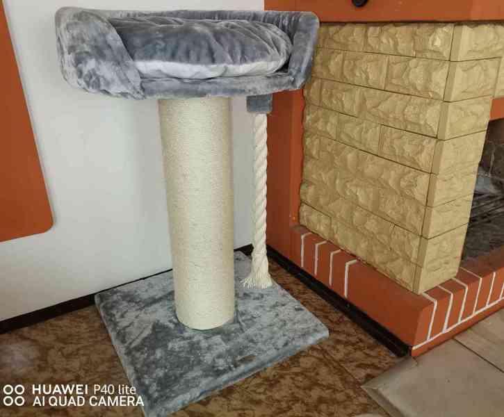 Luxusni Kočičí strom Chartex - Nové  - foto 2