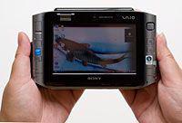 Prodám super plnohodnotný mini počítač Sony UX380n