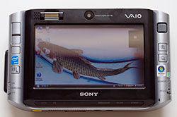 Prodám super plnohodnotný mini počítač Sony UX380n - foto 3