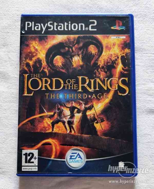 PS2 - The Lord of The Rings The Third Age