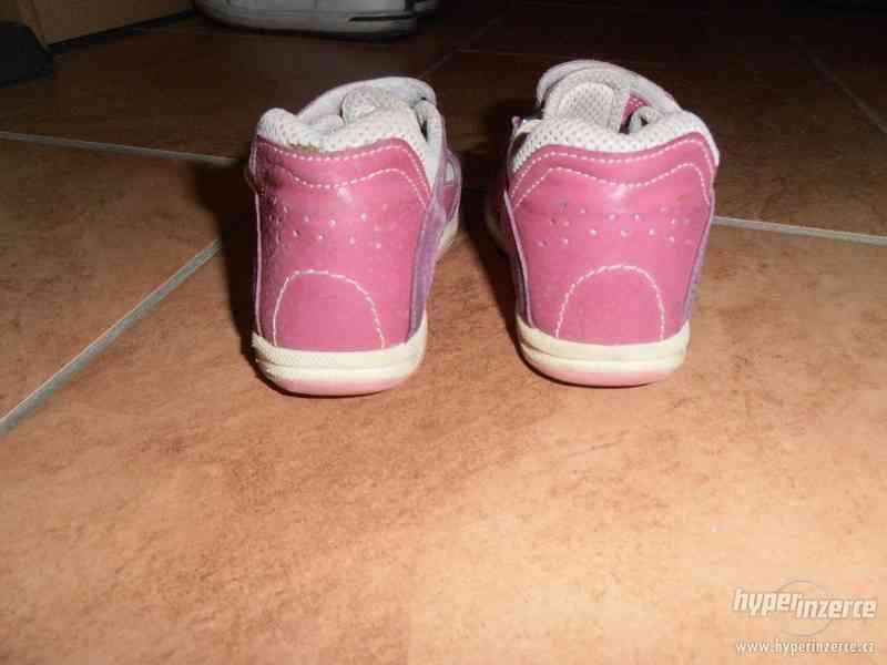Dívčí sandálky - foto 3