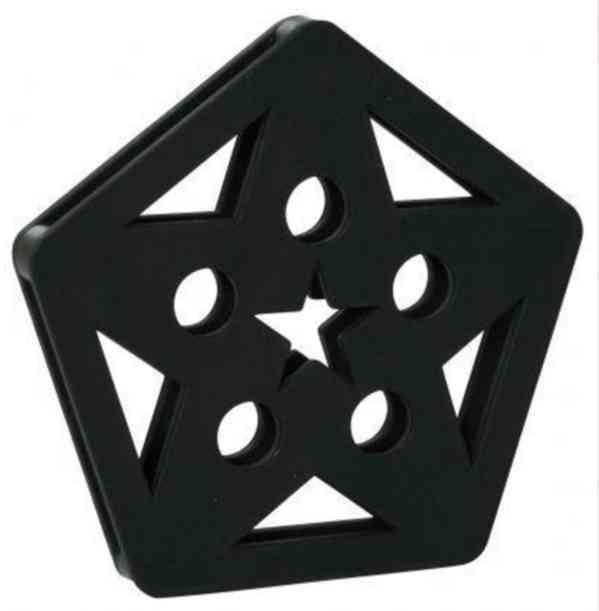 Pentadivio Puzzle - 3D hvězda - foto 5