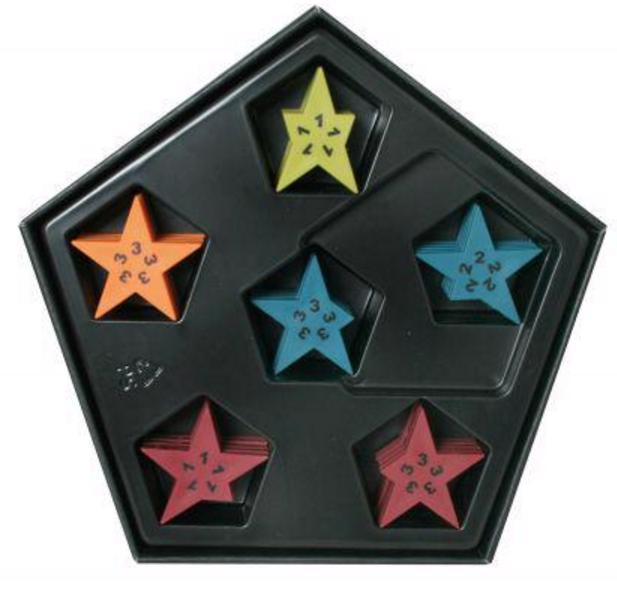 Pentadivio Puzzle - 3D hvězda - foto 3