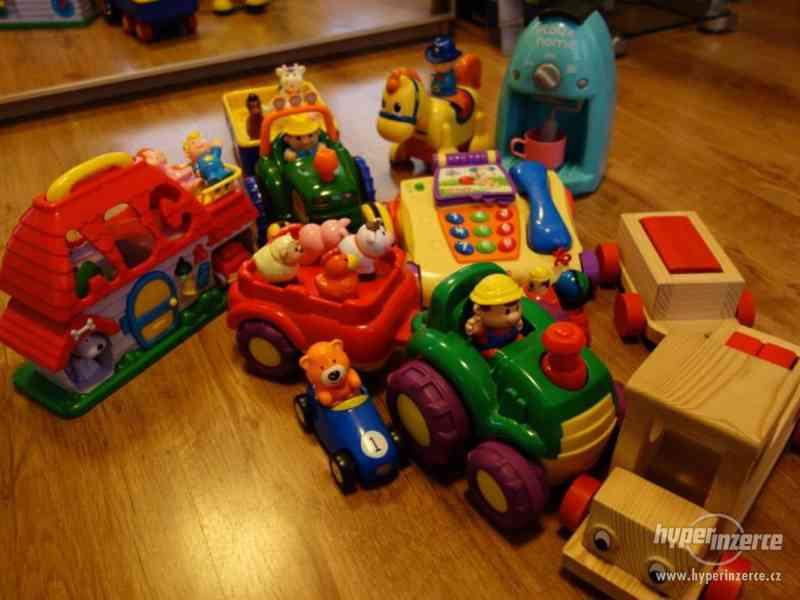 Soubor funkčních hraček