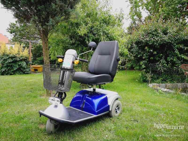 Elektrický invalidní skútr Calypso