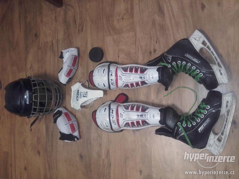 Hokej,dětská výstroj - foto 1