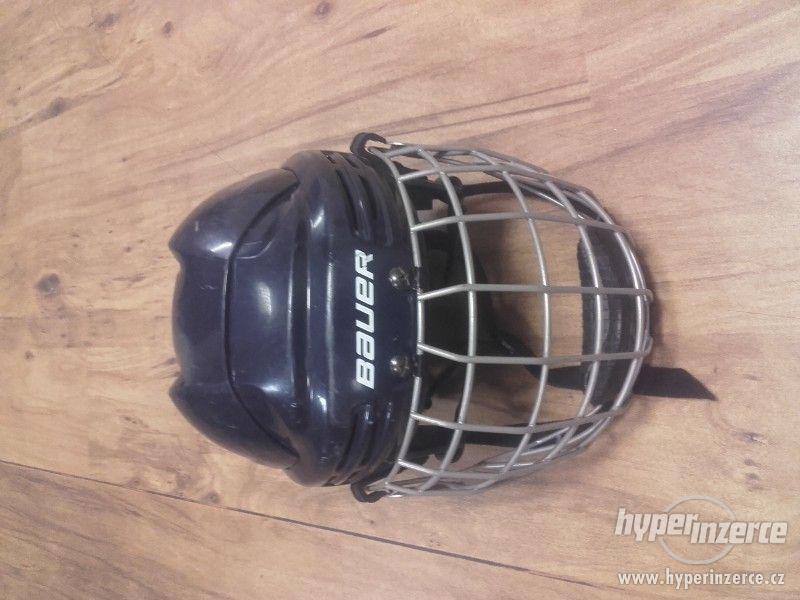 Hokej,dětská výstroj - foto 2