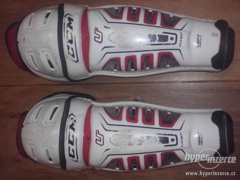 Hokej,dětská výstroj - foto 4