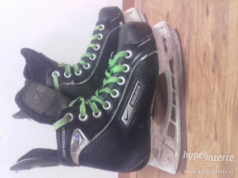 Hokej,dětská výstroj - foto 7