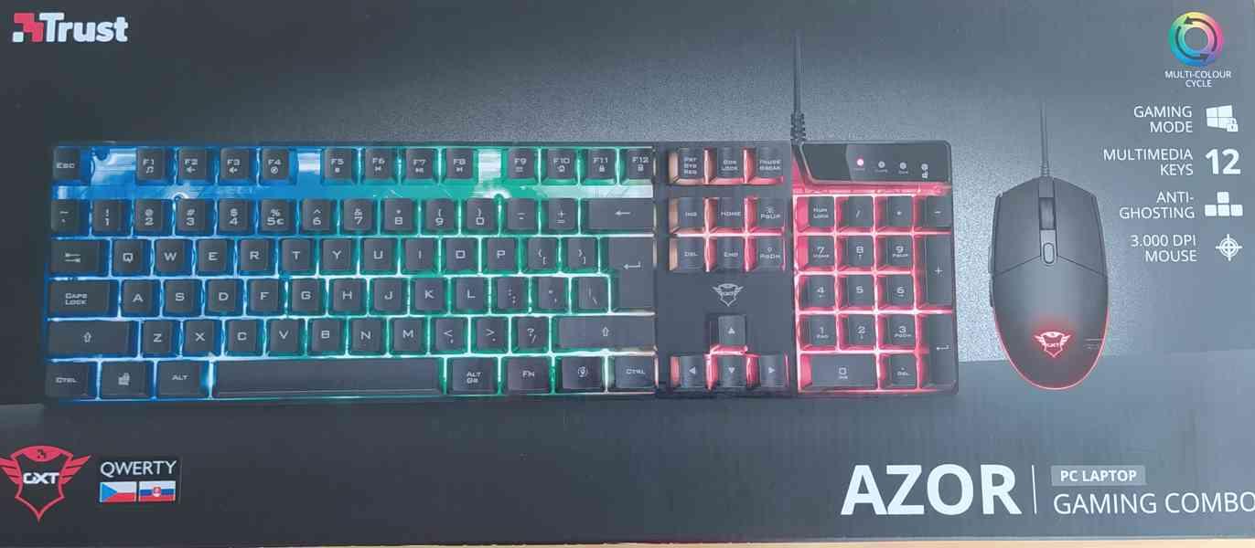Herní klávesnice - foto 4