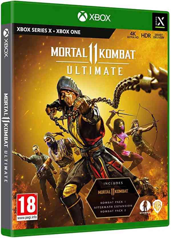 Mortal Kombat 11 (Ultimate Edition) Xbox Series X