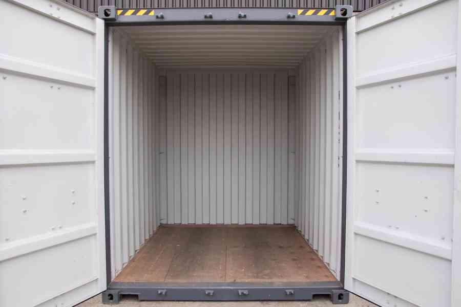 Prodej použitého kontejneru ve velmi dobrém stavu.  - foto 3