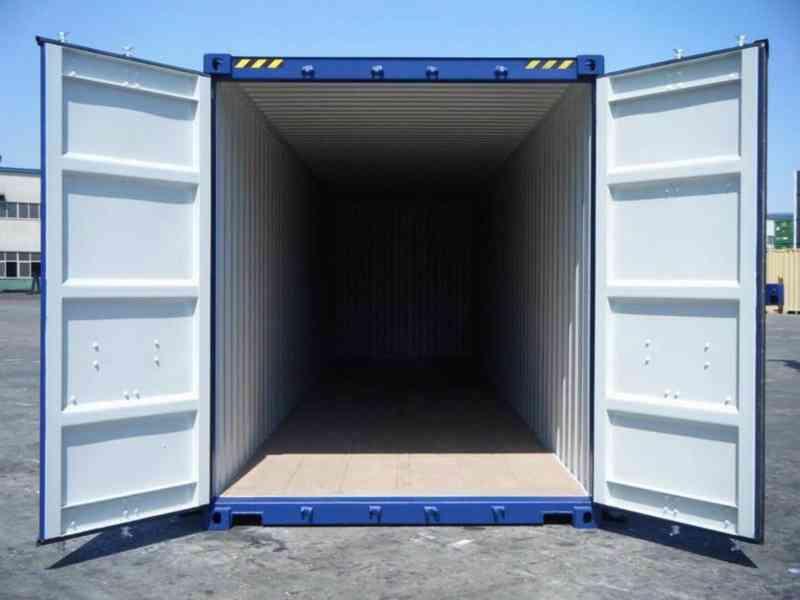 Prodej použitého kontejneru ve velmi dobrém stavu.  - foto 5