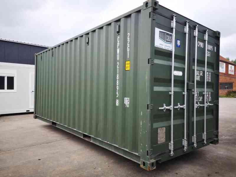Prodej použitého kontejneru ve velmi dobrém stavu.  - foto 4