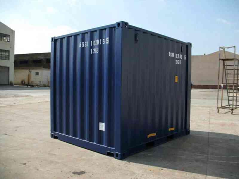 Prodej použitého kontejneru ve velmi dobrém stavu.  - foto 9