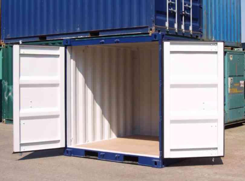 Prodej použitého kontejneru ve velmi dobrém stavu.  - foto 6
