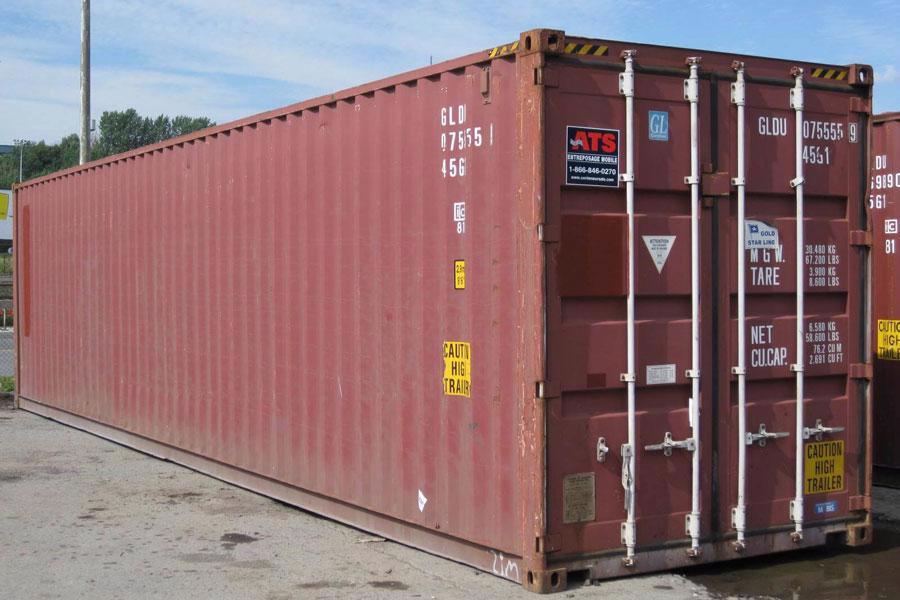 Prodej použitého kontejneru ve velmi dobrém stavu.  - foto 2