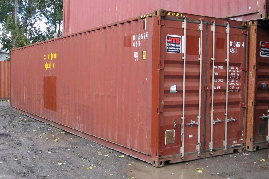 Prodej použitého kontejneru ve velmi dobrém stavu.  - foto 7