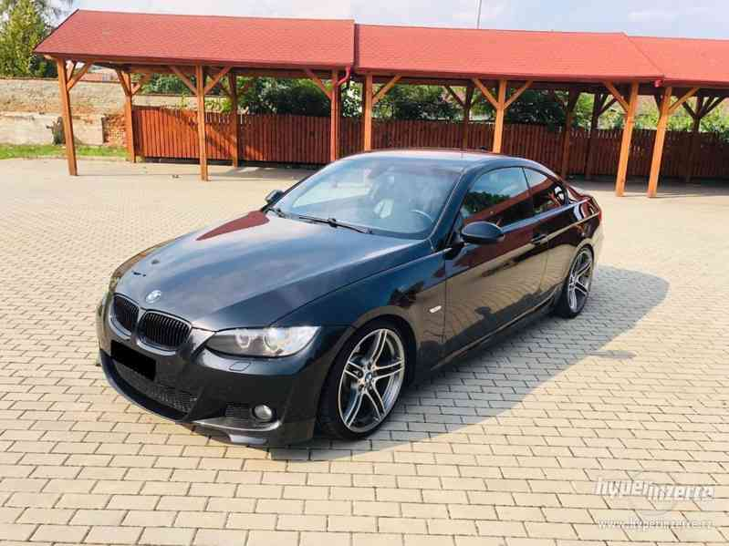BMW e92 335i, DKG, N54, M-paket,Top stav - foto 1