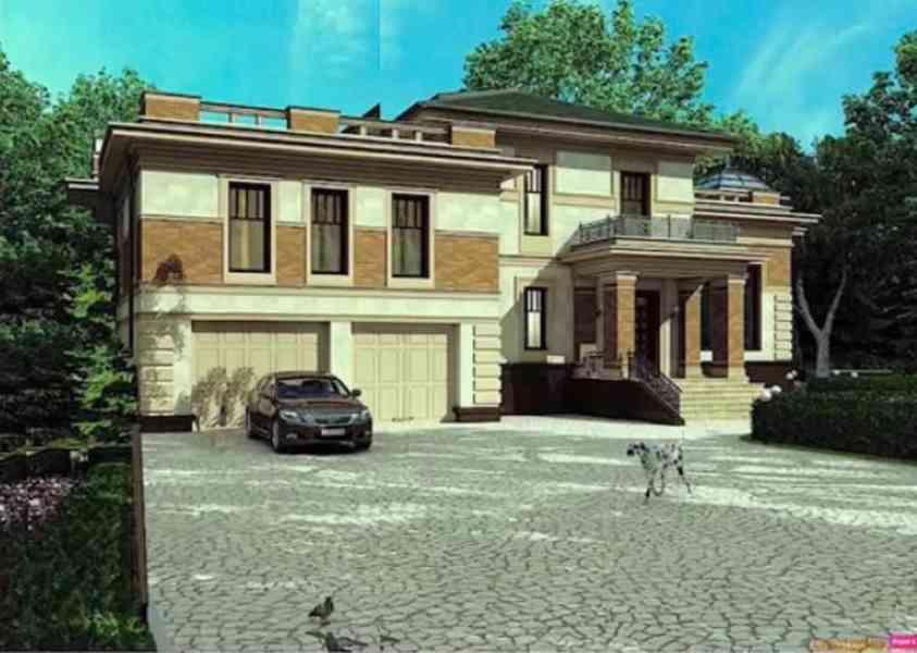 Prodej luxusního pozemku - Praha-Troja