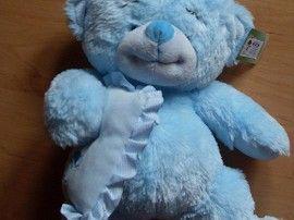 Nový plyšový medvídek s polštářkem