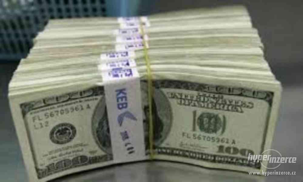 Nabídka půjčky: rychlá a snadná půjčka