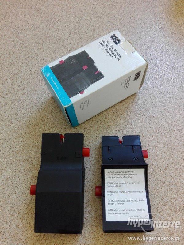 ABC Design Viper 4S dvojkombinace vč.adaptérů na autosedačku - foto 10