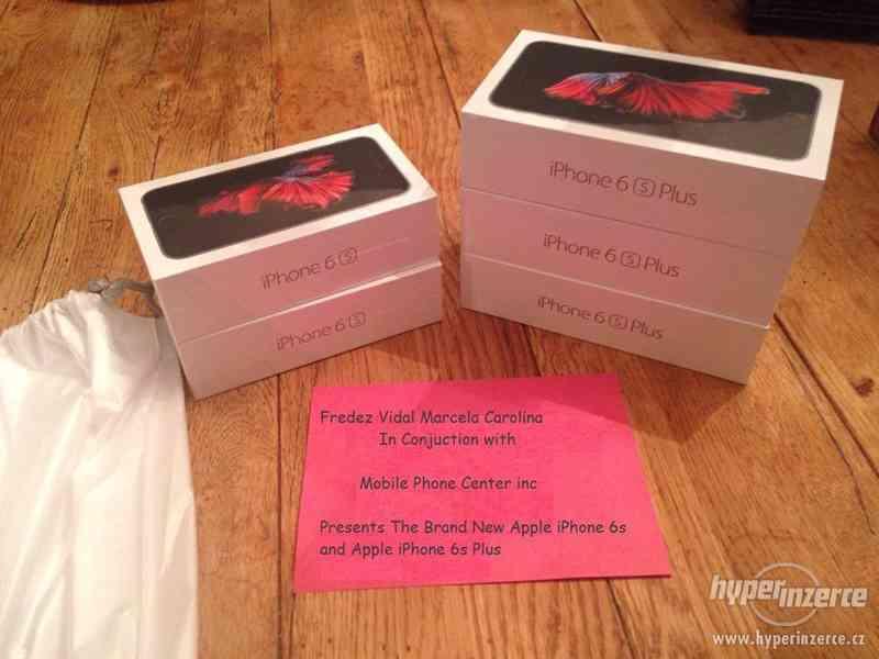 Nový Apple iPhone 6S / 6S Plus 128GB - foto 1