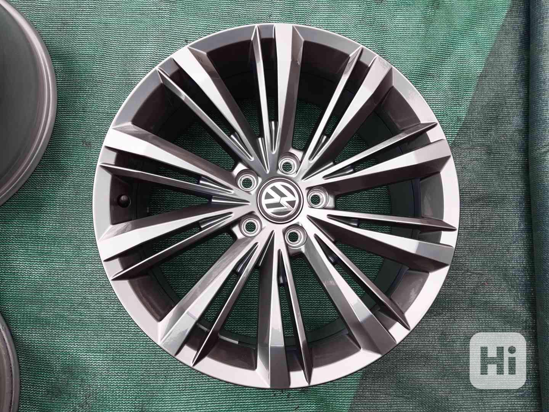 Alu disky Volkswagen Passat B8 R18 Rline ET44 - foto 1