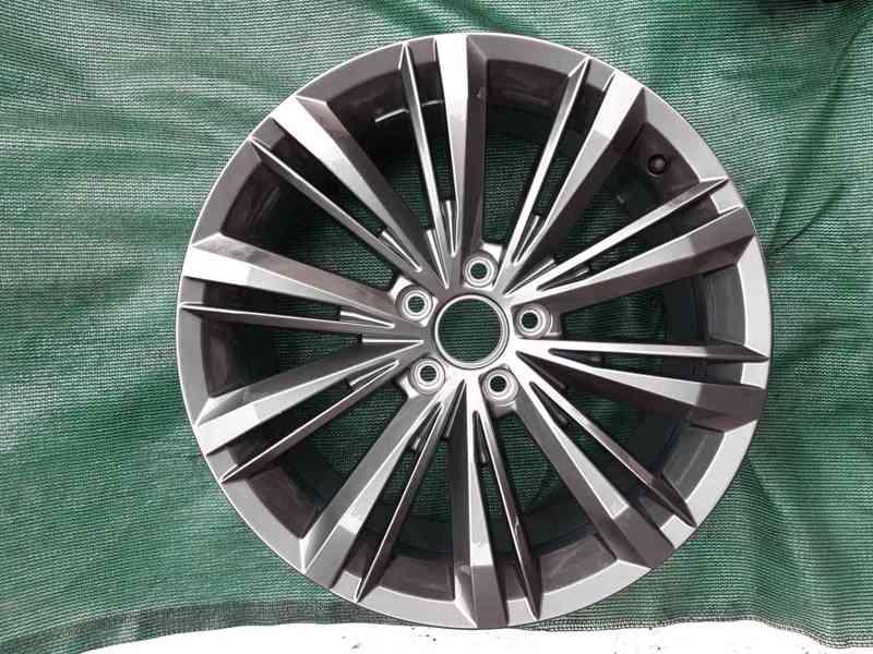 Alu disky Volkswagen Passat B8 R18 Rline ET44 - foto 4