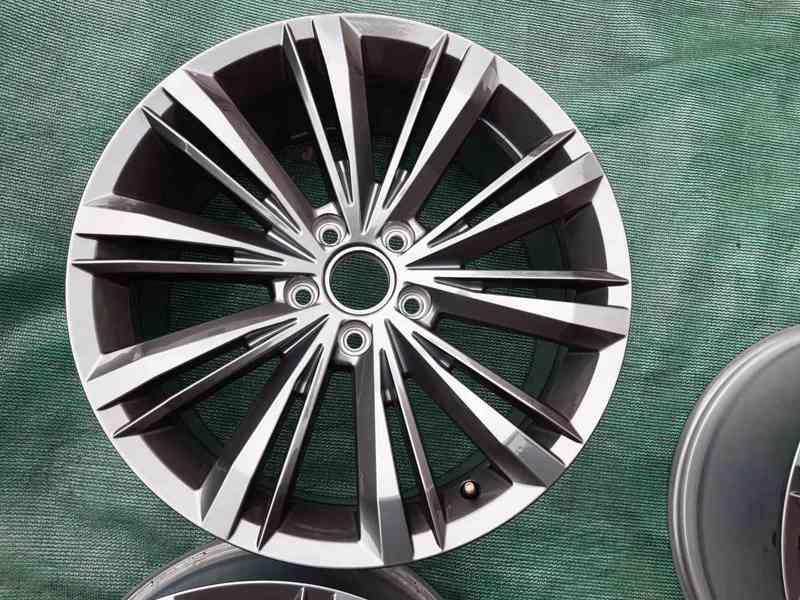 Alu disky Volkswagen Passat B8 R18 Rline ET44 - foto 3