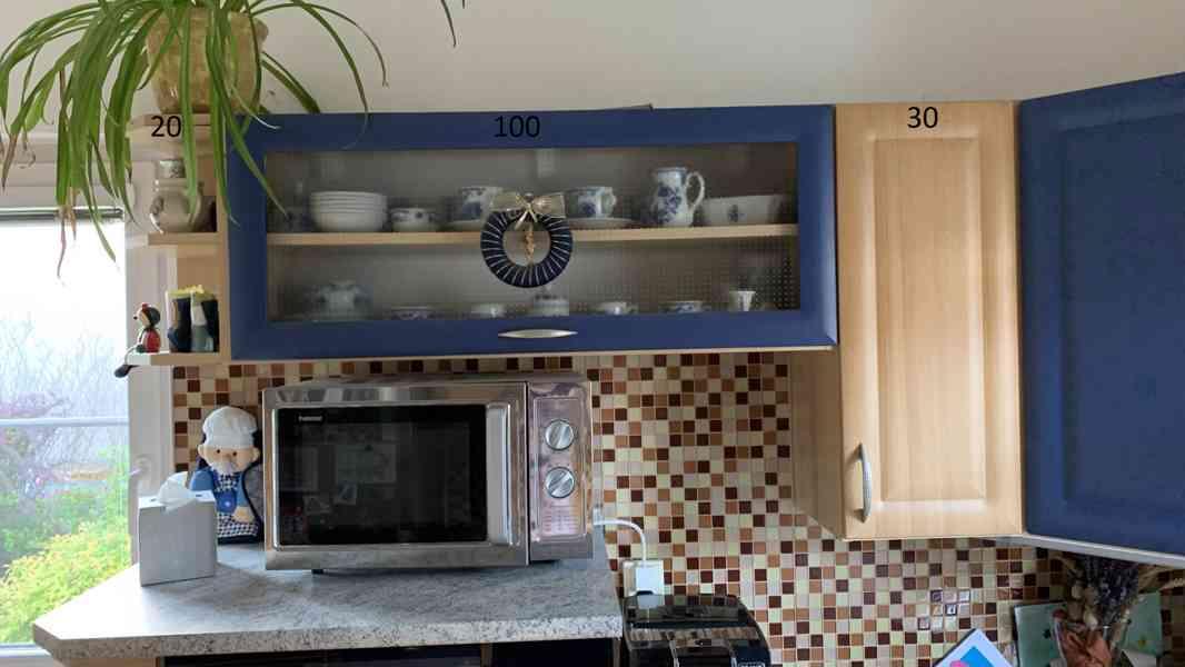 Kuchyňská linka 210x285x205cm - foto 11