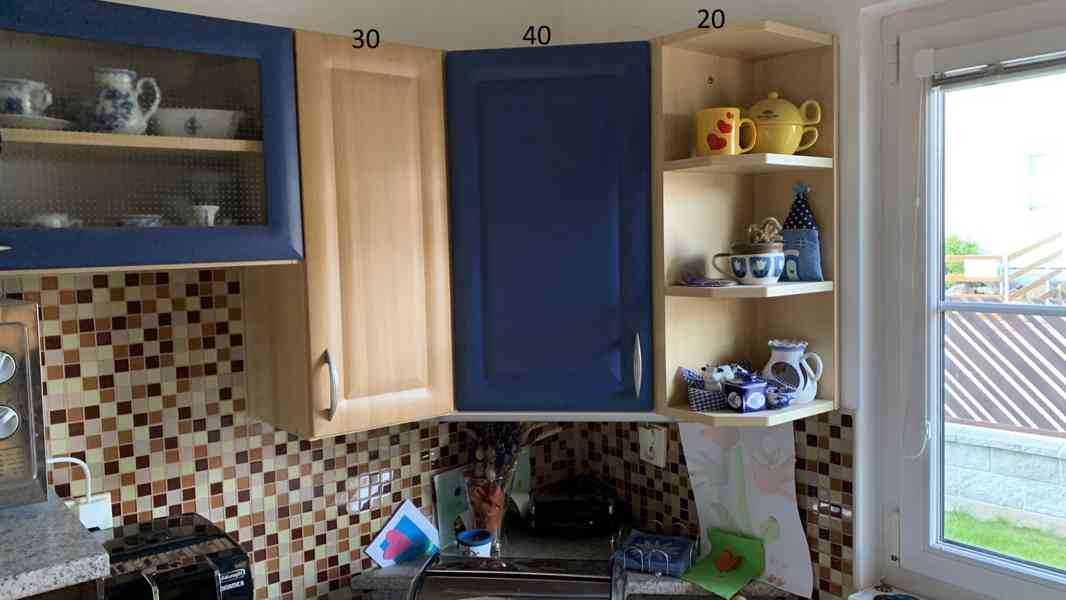 Kuchyňská linka 210x285x205cm - foto 9