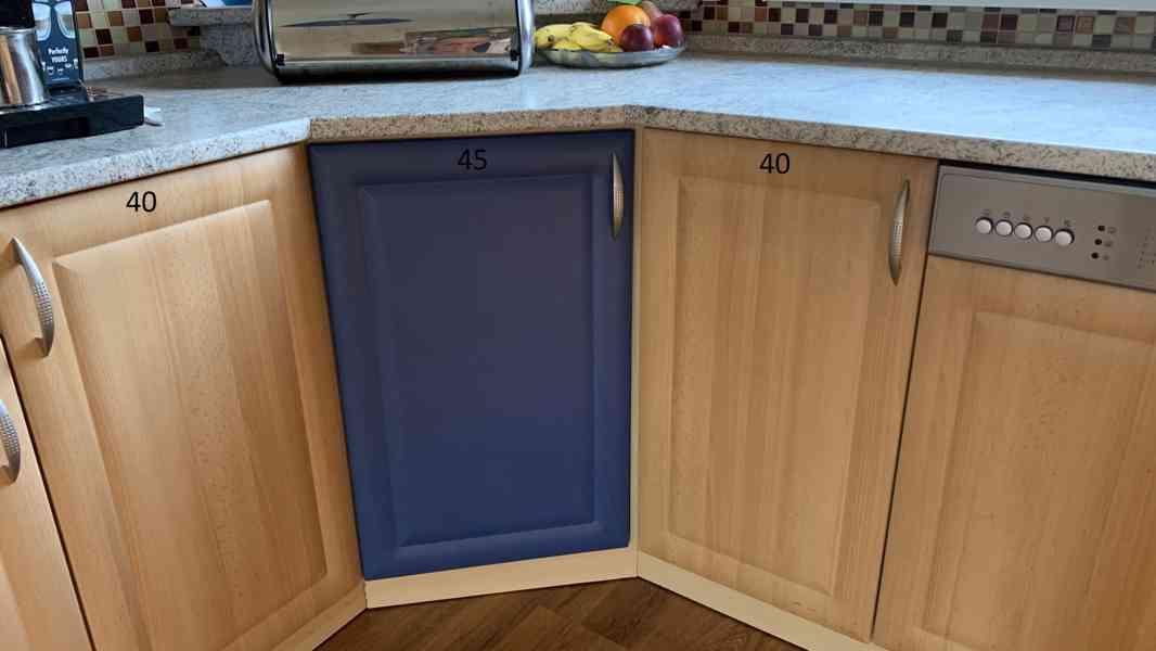 Kuchyňská linka 210x285x205cm - foto 10