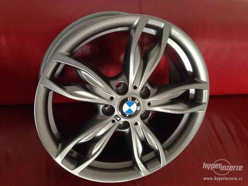 """BMW E-87 alu kola 18"""" nové, originál BMW - foto 2"""