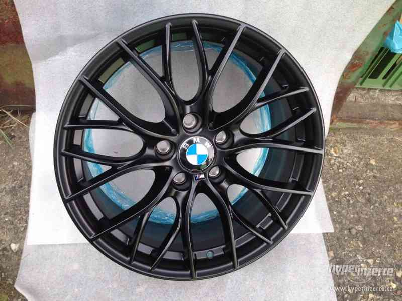 """BMW E-87 alu kola 18"""" nové, originál BMW - foto 4"""