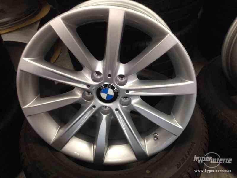 """BMW E-87 alu kola 18"""" nové, originál BMW - foto 5"""