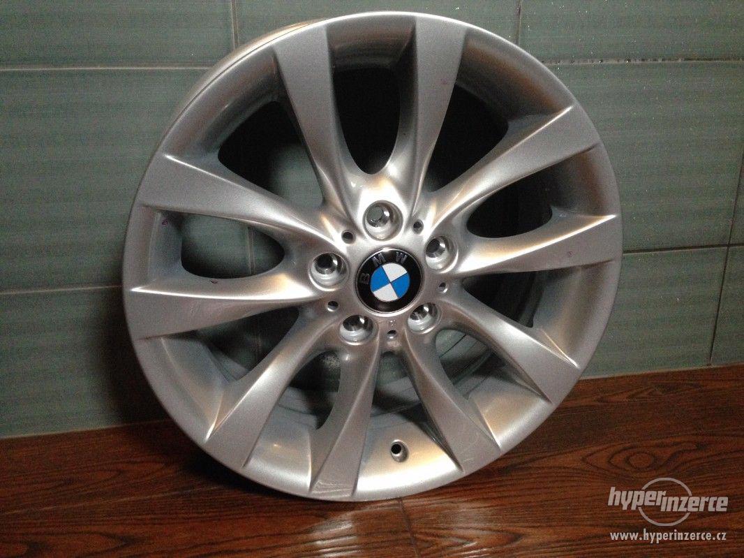 """BMW E-87 alu kola 18"""" nové, originál BMW - foto 1"""