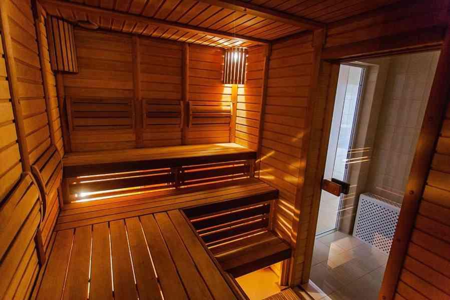 Prodej domácí Finské sauny